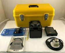 Fujikura Fsm-17S Fusion Splicer with Cleaver - No Battery - 90 Day Warranty