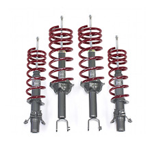 STAGG 4 STRUTS SHOCKS & LOWERING SPRINGS HONDA ACCORD 1990 91 92 93 94 95 96 97