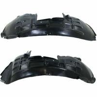 New Set of 2 Front Inner Fender Splash Shield Liner  LH & RH Side Fits Audi Q5