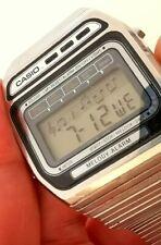 MONTRE WATCH LCD QUARTZ CASIO MELODY ALARM H105 JAPAN VINTAGE 1980 COLLECTOR