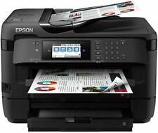 Epson WorkForce WF-7720DTWF Printer Inkjet Print, Scan, Copy, Duplex, AirPrint