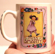 Ceramic Coffee Mug Miss Smarty Andrews McMeel Publishing Made in Taiwain Me Ink.