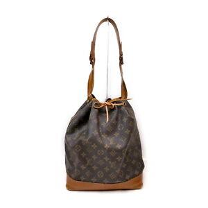 Louis Vuitton LV Shoulder Bag M42224 Noe Browns Monogram 1530104
