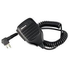 2Pin Speaker Mic Microphone For Motorola GP68/GP88/GP300 Pro1150 HYT Radio AS