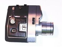 vintage BELL & HOWELL AUTO LOAD OPTRONIC EYE model: 418- 8mm CAMERA Read unteste