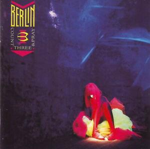 Berlin - Count Three And Pray - UK CD album 1986