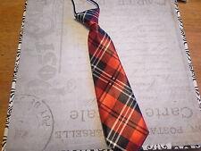 childrens neck tie necktie toddler-child wedding photo prop red plaid valentines
