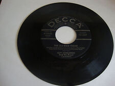 Guy Lombardo---3rd Man Theme/Cafe Mozart Waltz---Decca---45---Black Label---VHTF