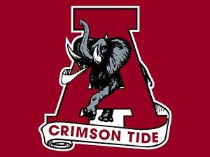 Alabama Crimson Tide NCAA Embroidered Mens Polo Shirt XS-6XL, LT-4XLT New