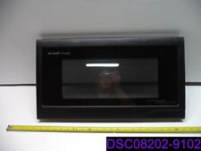 Sharp Microwave Door Assembly P/N 46-115288-3