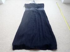 Women's George Black dress  Brand new Unused with tags Size 8  NCC