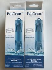 Poly trans Spa Mineral Sanitizer Stick For Spas or Hot Tubs (B101S) 2 Packs