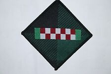 BRITISH ARMY SCOTTISH ARGYLL & SUTHERLAND HIGHLANDERS TRF  BADGE PATCH