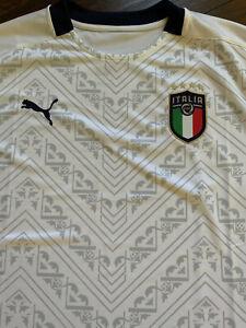 Puma Italy Away Jersey 2020 [756981-08]