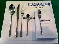 Sambonet Taste Servizio Posate 30 Pz Acciaio Inox in Scatola Originale 1a Scelta