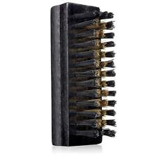 Trolleycar   Professional Quality Small Suede Brush with Brass Bristles