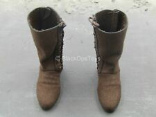 1/6 scale toy Robin Hood - Brown Boots (Peg Type)