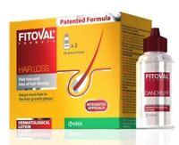 Fitoval Hair Loss Treatment Alopecia Lotion 2 x 40 ml