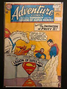 Adventure Comics 322 Lower Grade DC Comic Book CL66-184