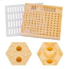 20X Cups Cupkit Complete Bee Queen Rearing System Beekeeping Box Case Set HHX