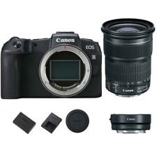 Canon EOS RP Mirrorless Digital Camera with Canon EF 24-105mm f/3.5-5.6 Lens