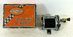 Vintage Shakespeare Model 1922 Deluxe Wondereel With Box Very Clean