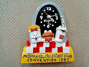 McDonald's 1997 Collector's Club Convention Gift