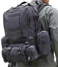 Tactical OPS Back Pack XL Military Hunting Camping Survival 2 packs in 1