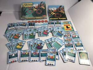 SITTING DUCKS GALLERY CARD GAME Keith Meyers Playroom Entertainment - Family Fun