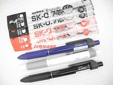 Zebra SB5 SK-Sharbo +1 Multi-Function Ballpoint Pen Mechanical Pencil + Refills