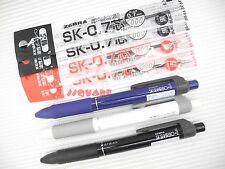 Zebra SB5 SK-Sharbo +1 Multi-Function Ballpoint Pen Mechanical Pencil + Refills