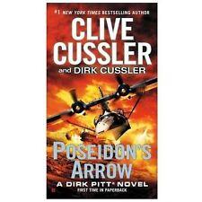 Dirk Pitt Adventure: Poseidon's Arrow 21 by Dirk Cussler & Clive Cussler 2013 PB