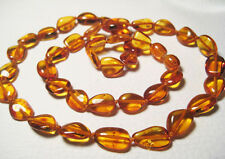 "62 cm, 24.4"" Natural Baltic Amber Necklace"