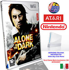 ALONE IN THE DARK Wii NUOVO IN ITALIANO NINTENDO Wii IT