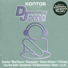 Various - Kontor Presents DJ Meeting 2002