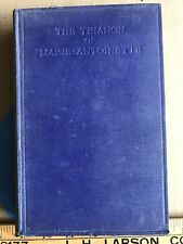 Vrg Rare The Trianon Of Marie-Antoinette , HC ,Translated To English Illustrated