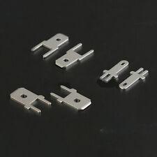 Conector De Terminales Engarzado Eléctrico De Alambre 2.8/4.8/6.3MM PCB macho Spade