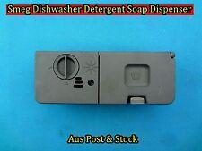 SmegBlanco Dishwasher spare parts Detergent Soap Dispenser (D177) Used