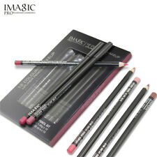 12 Colours Pro Waterproof Professional Lipliner Makeup Lip Liner Pen Pencil UK