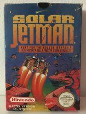 Nintendo Nes 8 Bit Lotto 27 - Solar Jetman  Pal A Edition ITA Mattel