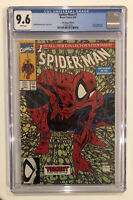 Spider-Man #1 CGC 9.6 Todd McFarlane POLY-BAGGED EDITION 1990
