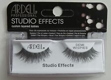 (LOT OF 72) Ardell Studio Effects DEMI WISPIES Authentic Ardell Eyelashes Black