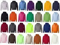 JERZEES Hoodie 30 Colors NuBlend Hooded Sweatshirts Fleece Pullover Hoodie S-4XL