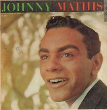 Johnny Mathis(Vinyl LP)Johnny Mathis-Columbia-CL 887-US-VG/VG