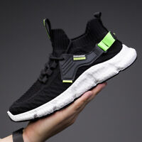 Men's Athletic Casual Sneakers Lightweight Breathable Running Tennis Shoes Gym