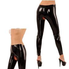 Latex Women Pants Unique Rubber Leggings Club wear Gummi 0.4mm