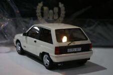 Bos Models Vauxhall Nova GSI Opel Corsa A White  BOS071