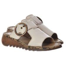 Sandali e scarpe infradito bianco FLY London per il mare da donna