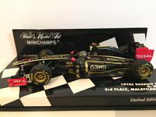 Minichamps 410110109 Lotus Renault GP R31 N Heidfeld 3ª lugar MALASIA GP