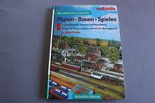 X258 MARKLIN Train Augustus Verlag Planen Bauen Spielen Die elektrische Eisenbah